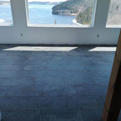 céramique plancher